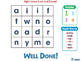 High Frequency Sight Words: Sight Word Lost and Found - MA