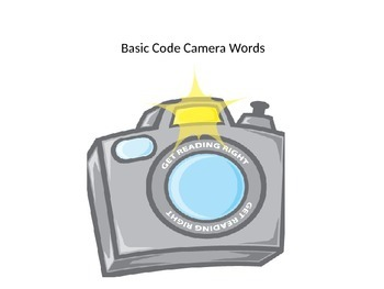 High Frequency Word Drill PowerPoint - Basic Code - Get Re