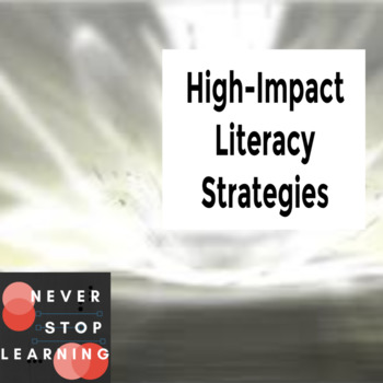 High Impact Literacy Strategies