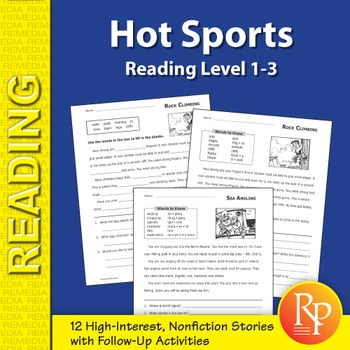 Reading About Hot Sports