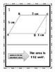 Area of Parallelogram w/ Trig&Pythagorean's Theorem