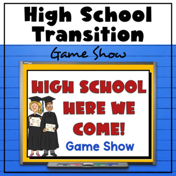 High School Here We Come Game Show Game