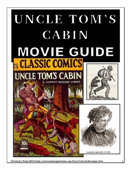 High School and Middle School Uncle Tom's Cabin Movie Guide