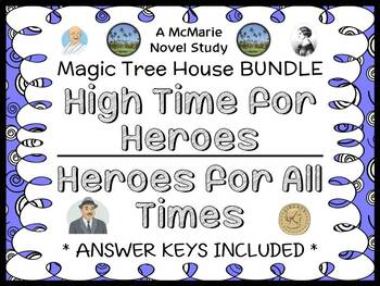 High Time for Heroes | Heroes for All Times : Magic Tree H