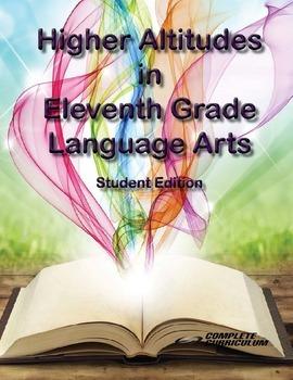 Higher Altitudes in Eleventh Grade Language Arts - Student