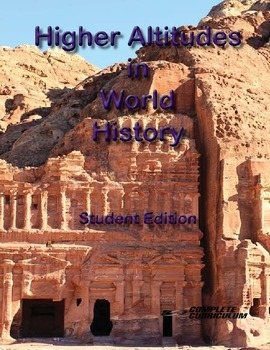Higher Altitudes in World History and Geography - Student Edition