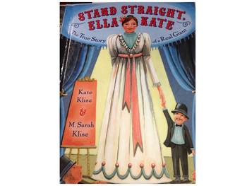 Deep Questioning for:  Stand Straight, Ella Kate