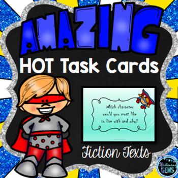 Higher Order Thinking Skills Task Cards