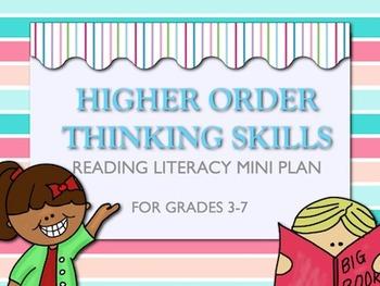 Higher Order Thinking Skills Kit
