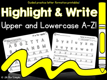 Highlight and Write!
