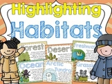 Habitats: Highlighting 6 Habitats