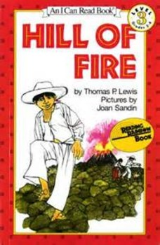 """""""Hill of Fire"""" Reading Kit"""