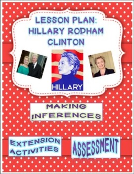 Hillary Clinton Lesson Plan and Preview