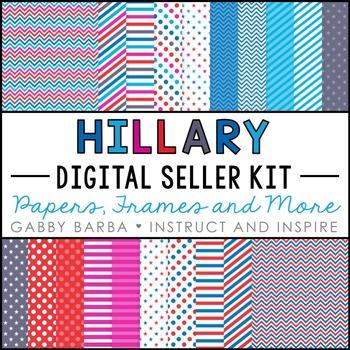 Hillary Seller Kit