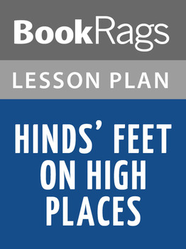 Hinds' Feet on High Places Lesson Plans