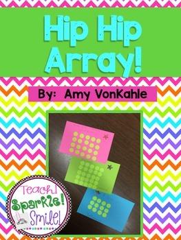 Hip Hip Array!  A template for making arrays!