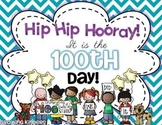 Hip Hip Hooray! It's the 100th Day!