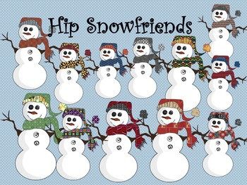 Hip Snowfriends