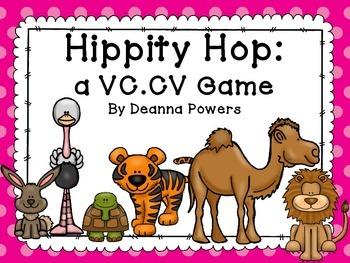 Hippity Hop VC.CV Game