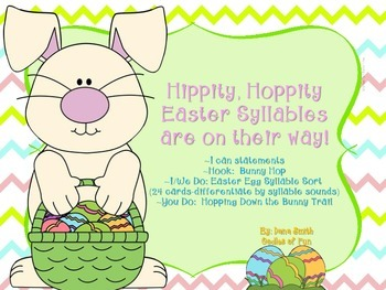 Hippity, Hoppity Easter Syllables Are On Their Way!
