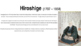 Hiroshige PPT, 5-12