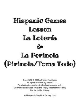 Hispanic Games