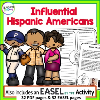 Hispanic Heritage Month Research Project