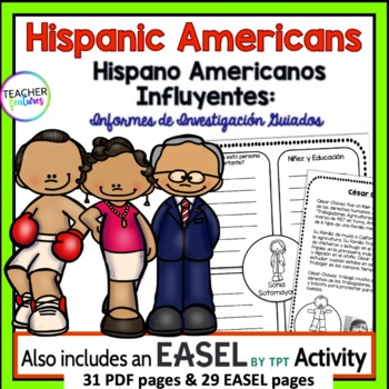 Hispanic Heritage Month (En Espanol/ Spanish Version)
