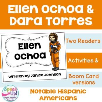Dara Torres & Elena Ochoa Readers {Hispanic Heritage Month