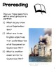 September 11th Informational Text and Activities for EFL-ESL-ELD