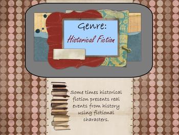 Historical Fiction Genre