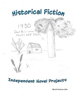 Historical Fiction Novel Projects