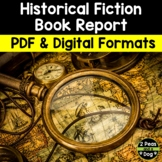Historical Fiction Book Report