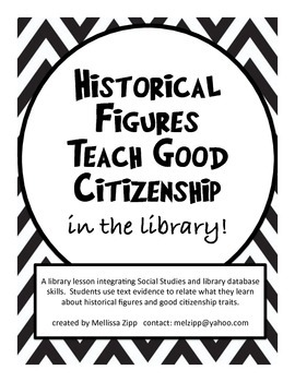 Historical Figures Teach Good Citizenship