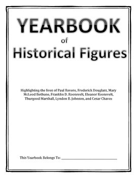 Historical Figures Yearbook