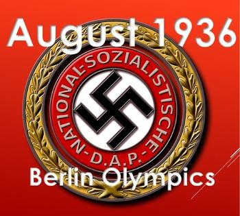 History: Berlin Olympics 1936 - 80 years on