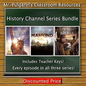 History Channel Series Bundle - Amazing Bargain!