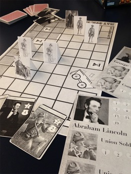 History Duels - Turn-Based Strategy/Review Game for History!