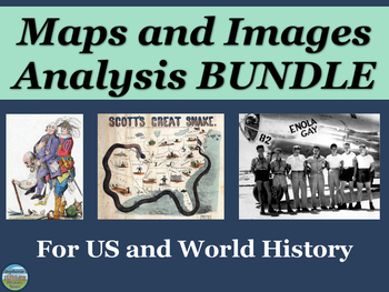History Maps and Images Analysis Bundle