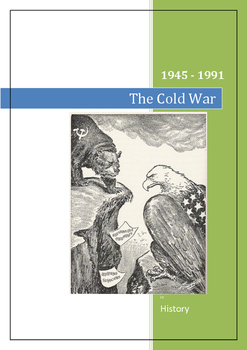 History Notes: The Cold War