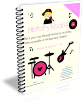 History Rocks Part 2 Curriculum