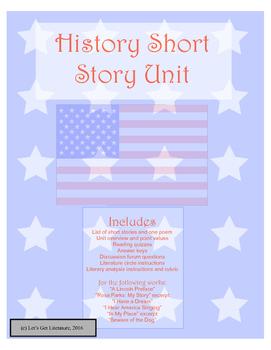 History Short Story Unit