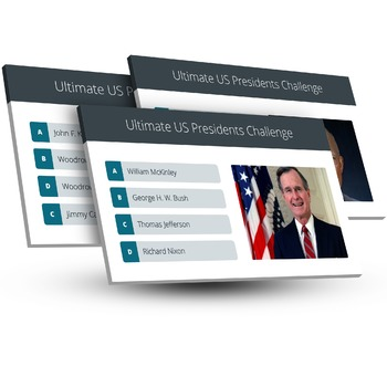 HISTORY: Ultimate US Presidents Challenge - PowerPoint Tri