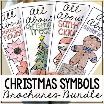 History of Christmas Brochure Templates with Interactive N
