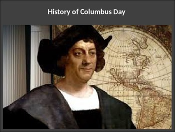 History of Columbus Day