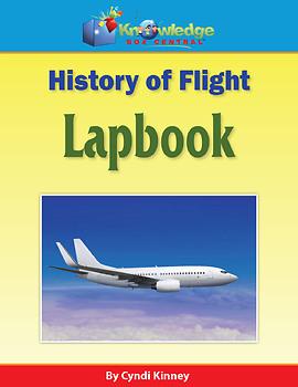 History of Flight Lapbook