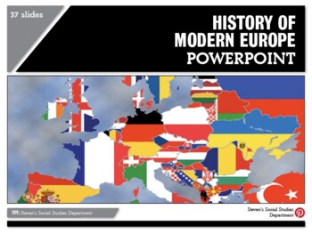 History of Modern Europe PowerPoint