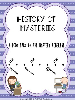 History of Mysteries Lesson