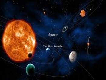 History of Space Powerpoint