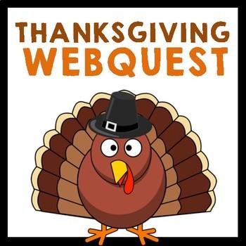 History of Thanksgiving History.com Webquest